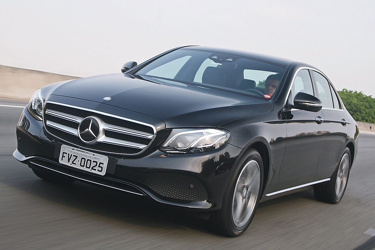 Mercedes benz anuncia recall do classe e no brasil motor for Mercedes benz brasil
