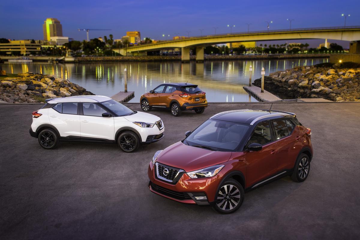 Projetado no Brasil, Nissan Kicks chega aos EUA em 2018 ...
