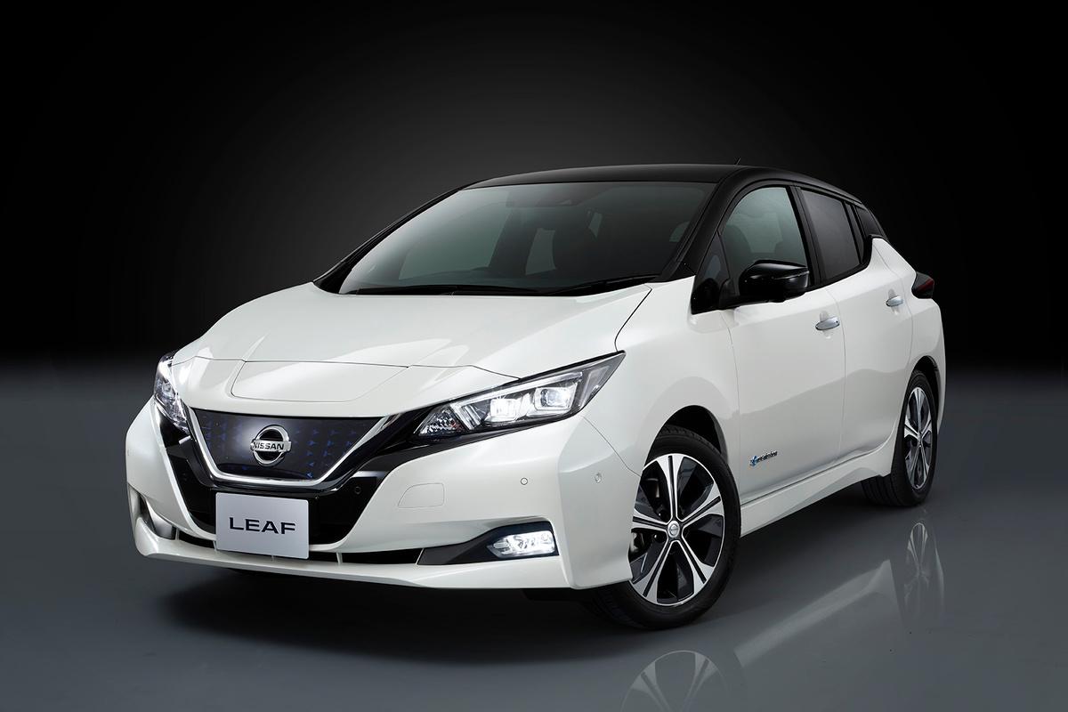 49e448b6c Nissan Leaf  o carro será vendido no Brasil a partir de 2019 e a marca é  líder mundial na venda de carros elétricos.