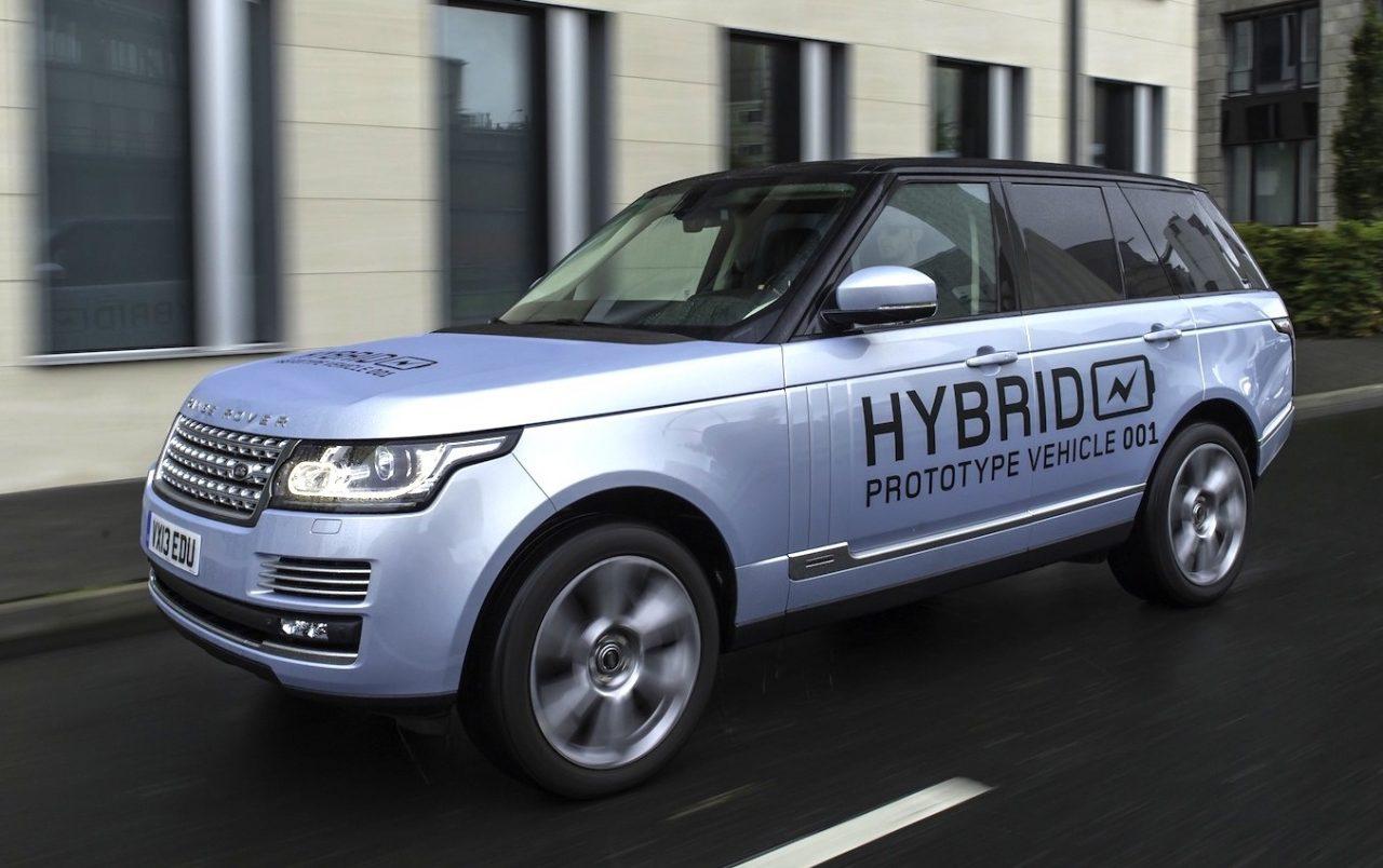 46f2c2e34 Range Rover Hybrid  a Jaguar Land Rover tem interesse em legislação  específica para elétricos e híbridos porque a partir de 2020 todos seus  carros terão ...