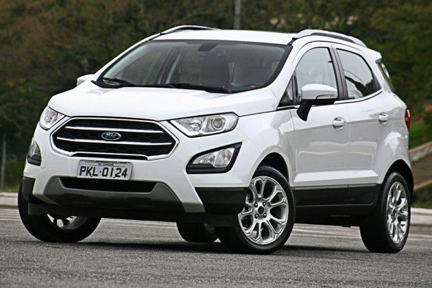 Ford Ecosport Ex Campeao Que Volta Ao Jogo