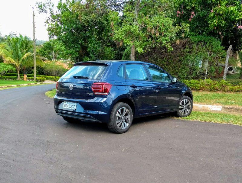 c0d0e658b7 Volkswagen Polo  ele merece o título de  mini-Golf   - Motor Show