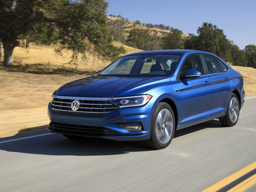 Novo Volkswagen Jetta é revelado em Detroit