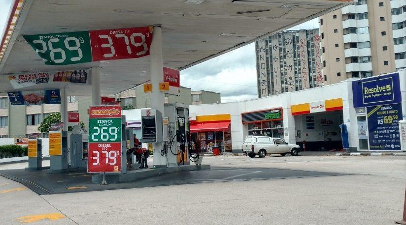 Novo reajuste do diesel e da gasolina passa a valer nesta terça