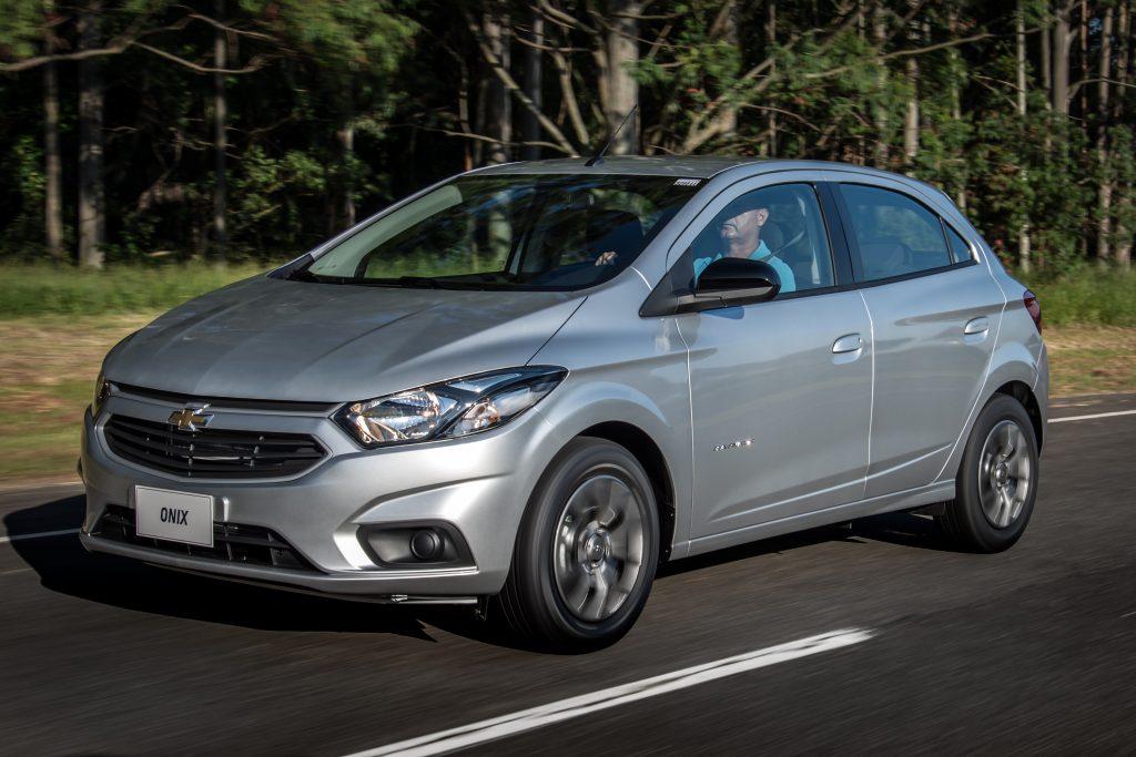 Os 20 carros automáticos mais baratos do Brasil - Motor Show 020941fa74