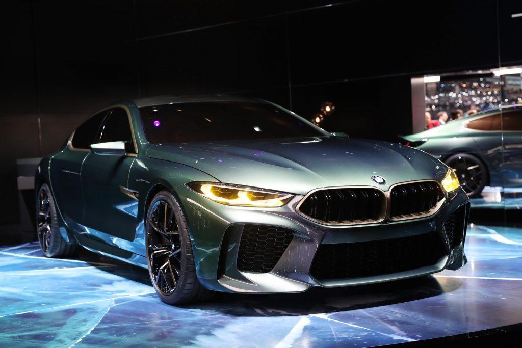 Bmw M6 Gran Cupe >> Conceito BMW M8 Gran Coupe adianta futuro rival do Panamera - Motor Show