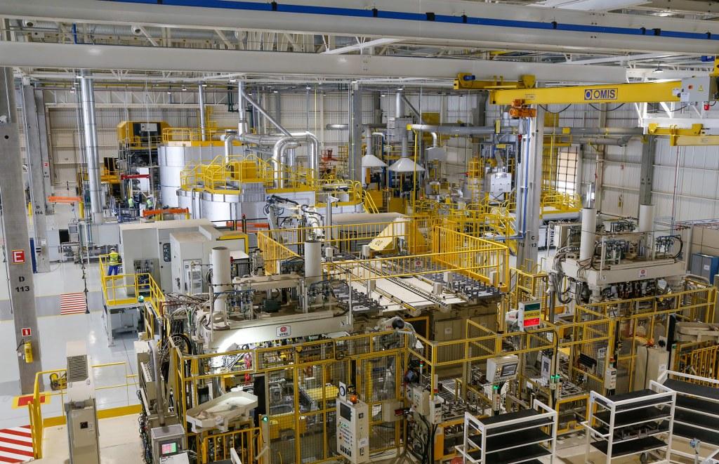 Renault inaugura fábrica de R$ 350 milhões, a quarta no Paraná