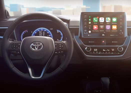 Novo Toyota Corolla Hatchback Adianta Interior Do Seda Brasileiro