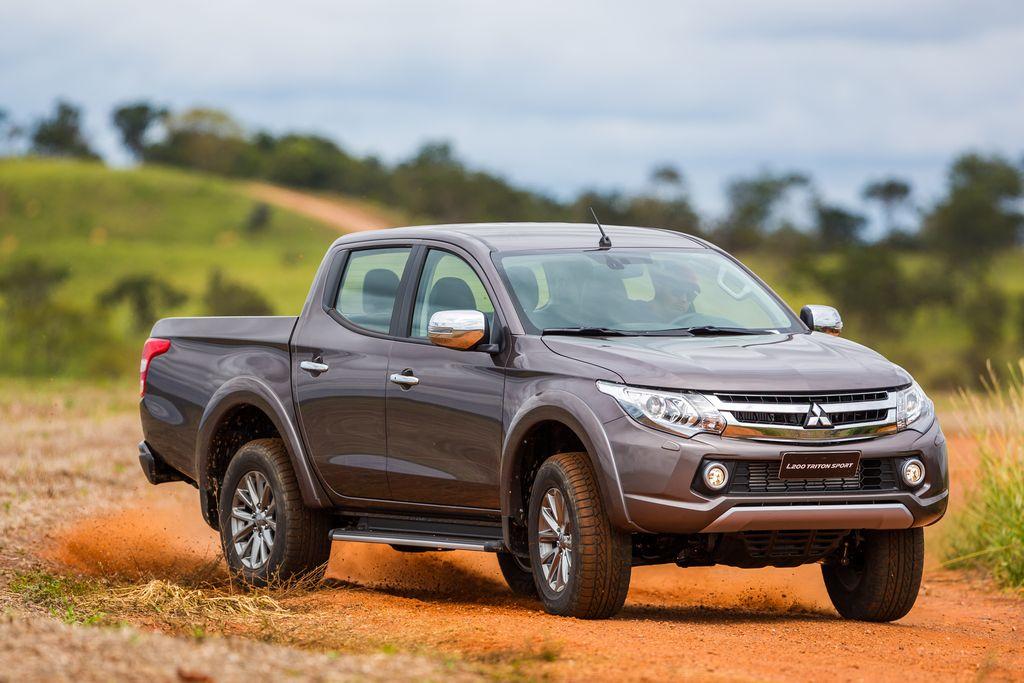 Mitsubishi L200 Triton Sport ganha novas versões na linha 2019