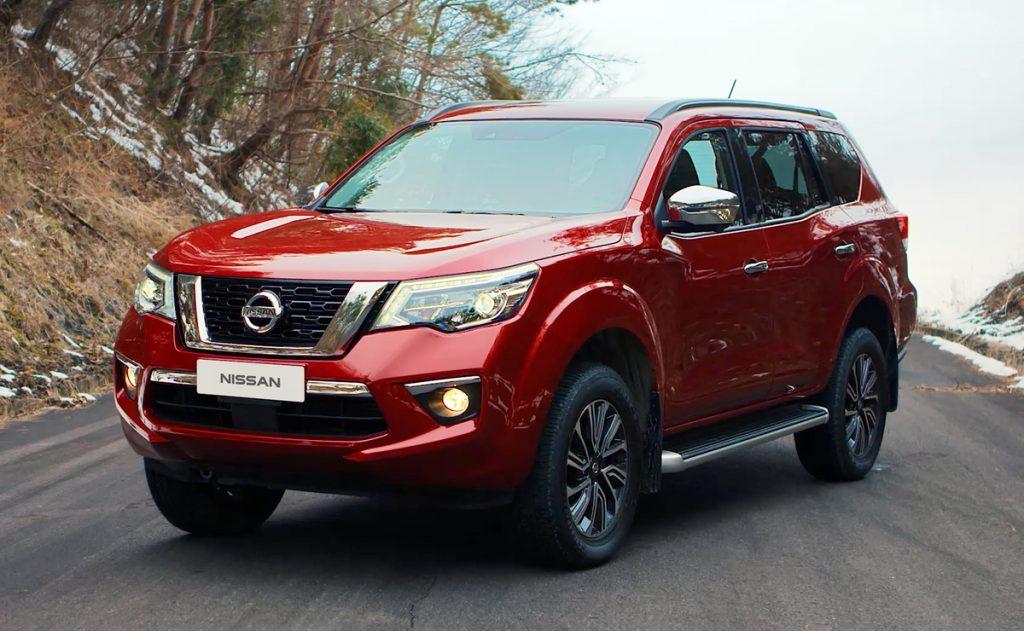 SUV da Frontier, Nissan Terra é lançado na China - Motor Show