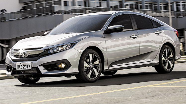 Honda Accord Sport >> Avaliação: Honda Civic 2018 muda para recuperar terreno ...