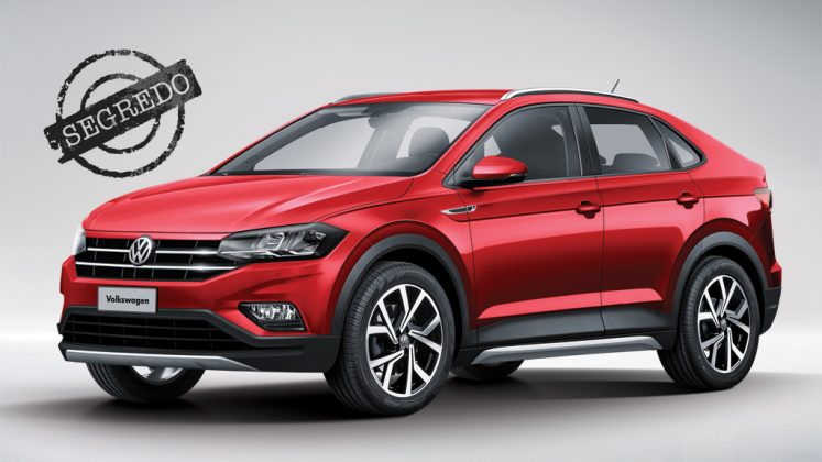 """Vw Suv Polo >> Todos os detalhes do futuro """"SUV cupê"""" da Volkswagen - Motor Show"""