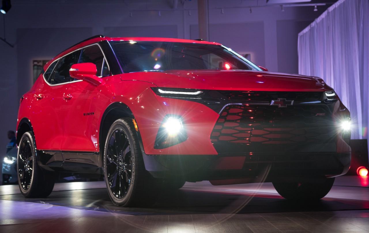SUV Chevrolet Blazer renasce nos EUA - Motor Show