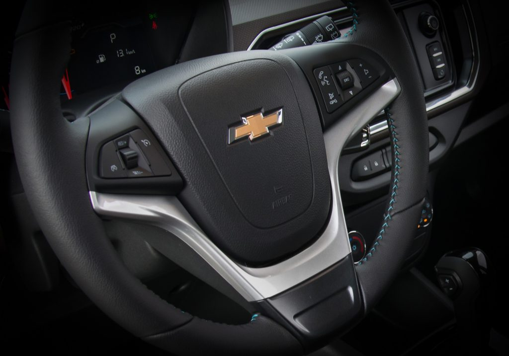 The Chevrolet Spin 2019 Has New Details Revealed