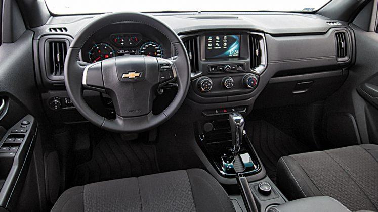 Avalia U00e7 U00e3o  Chevrolet S10 Midnight  U00e9 Uma Picape Para Atrair