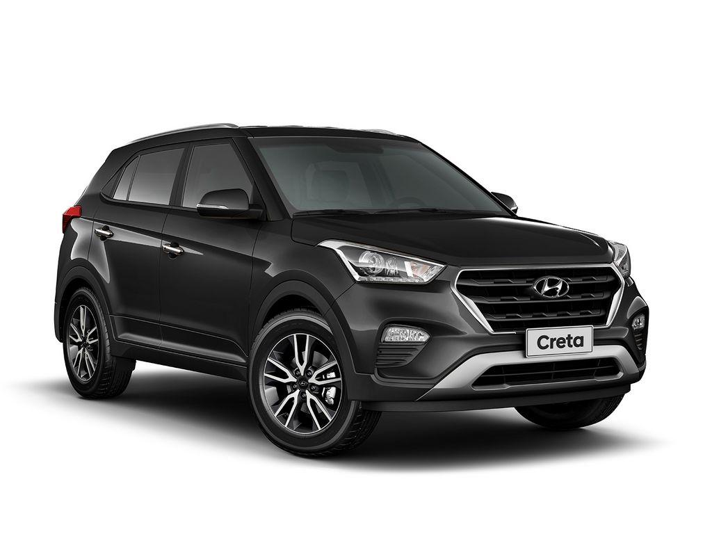 Hyundai Creta 2019 Ganha Multim 237 Dia Com Tv Digital Motor