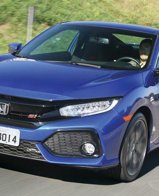 Avaliação: Honda Civic Si é Bem Afiado Na Mecânica E Dinâmica