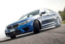 BMW M5 passará por recall
