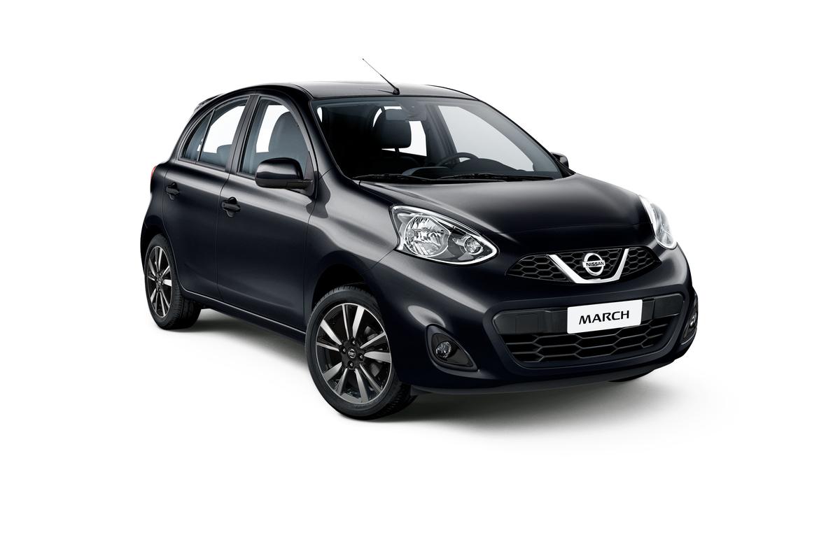 Nissan March e Versa 2019 ganham novo sistema multimídia ...