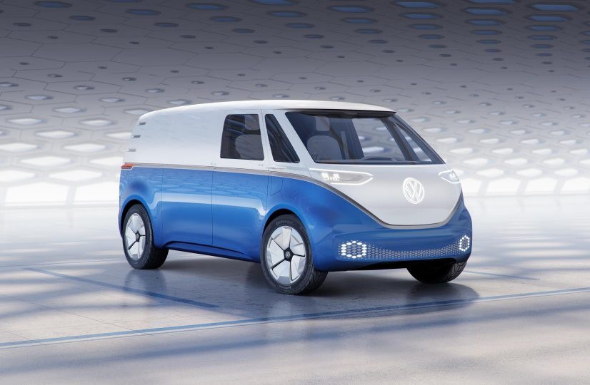 New Combi, VW I.D. Buzz appears in box version