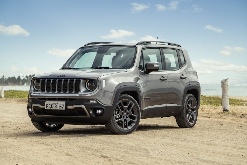 Jeep Renegade 2019 Estreia Com Mudancas No Visual Motor Show