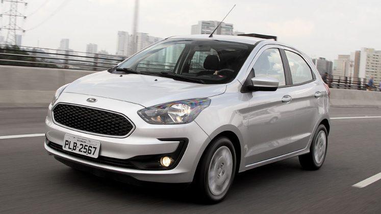 Avaliacao Ford Ka 2019 Mostra Que E Um Carro Maduro Motor Show