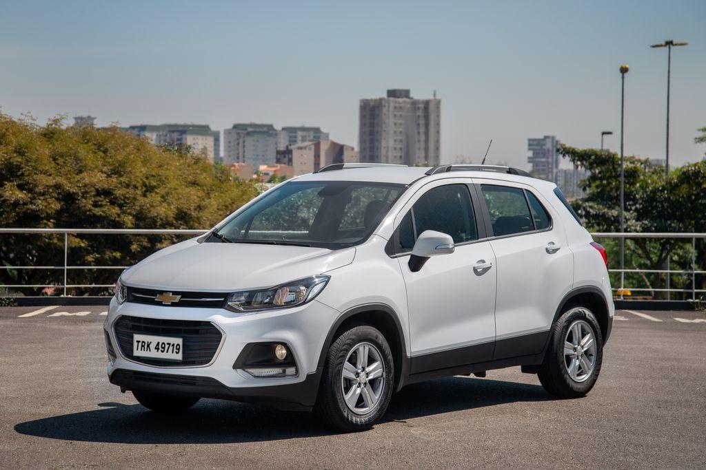Chevrolet Tracker Lt Ganha Novos Equipamentos Na Linha