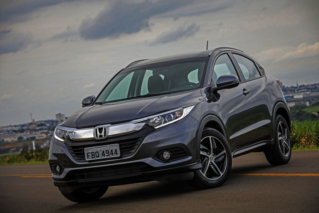 Honda HR-V 2019 chega com retoques no visual - Motor Show