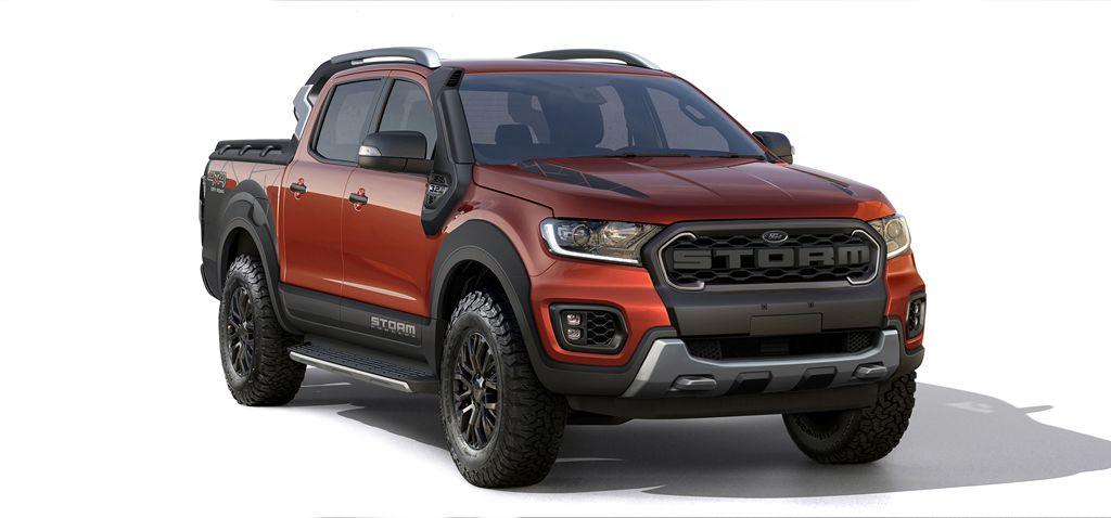 Ford confirma Ranger Storm para 2019 - Motor Show