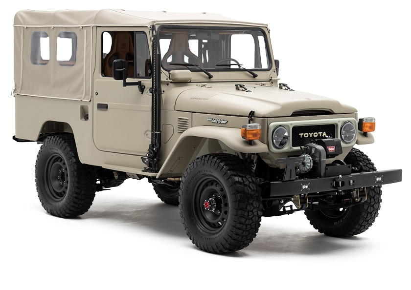 Toyota Land Cruiser Fj Troopy together with Hqdefault besides Pertronix besides Toyota Rear Spring Hanger Part further . on toyota land cruiser fj40