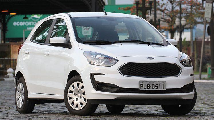 Avaliacao Ford Ka 1 0 Muda Para Continuar O Mesmo Motor Show