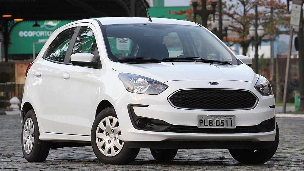 Ford Ka E O Brasileiro Mais Vendido Na Argentina Motor Show