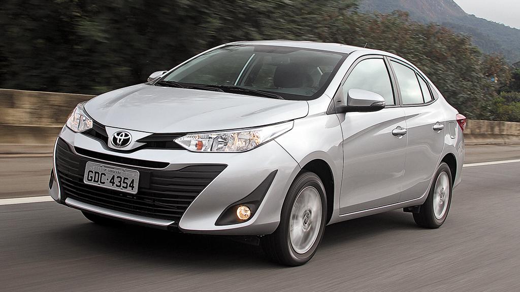 Avaliacao Toyota Yaris Seda Xl Plus Tech Deixa Sensacao De Quero Mais
