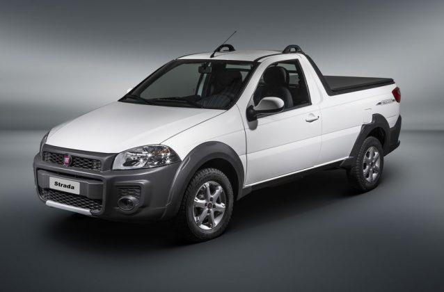 Fiat Strada Freedom cabine simples chega por R$ 61.590 ...