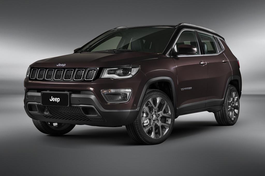 Jeep Compass S Entra Em Pre Venda Motor Show
