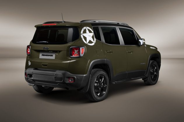 Jeep Renegade Willys X