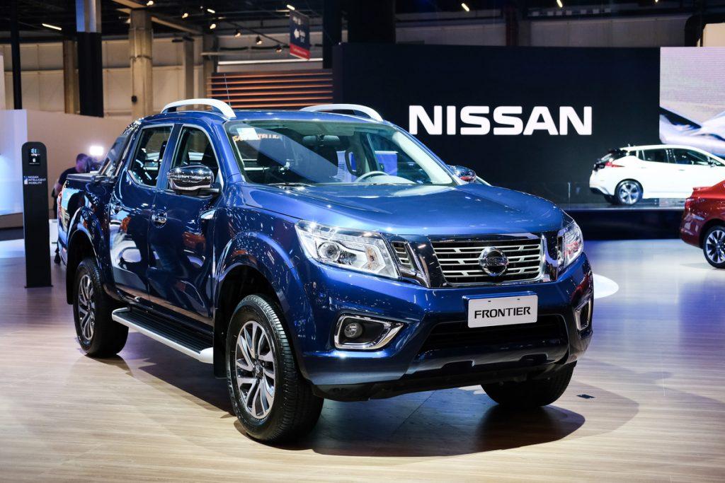 Agora Feita Na Argentina Nissan Frontier 2019 Parte De R