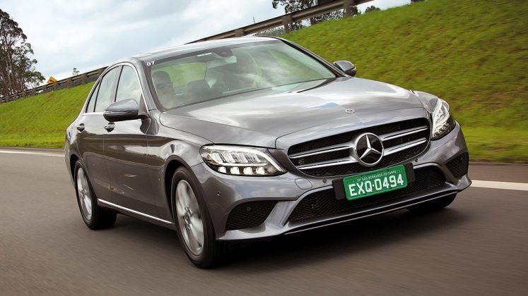 8047cbae7d Avaliação: Mercedes C 200 EQ Boost é um híbrido que não é híbrido