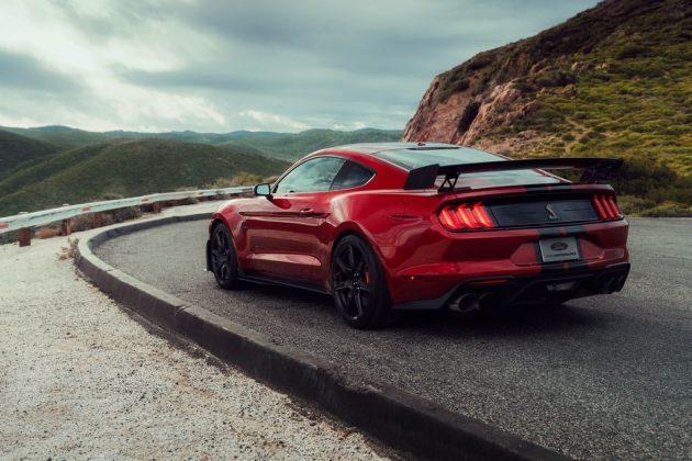 Novo Mustang Shelby GT500 é o Ford mais potente da história