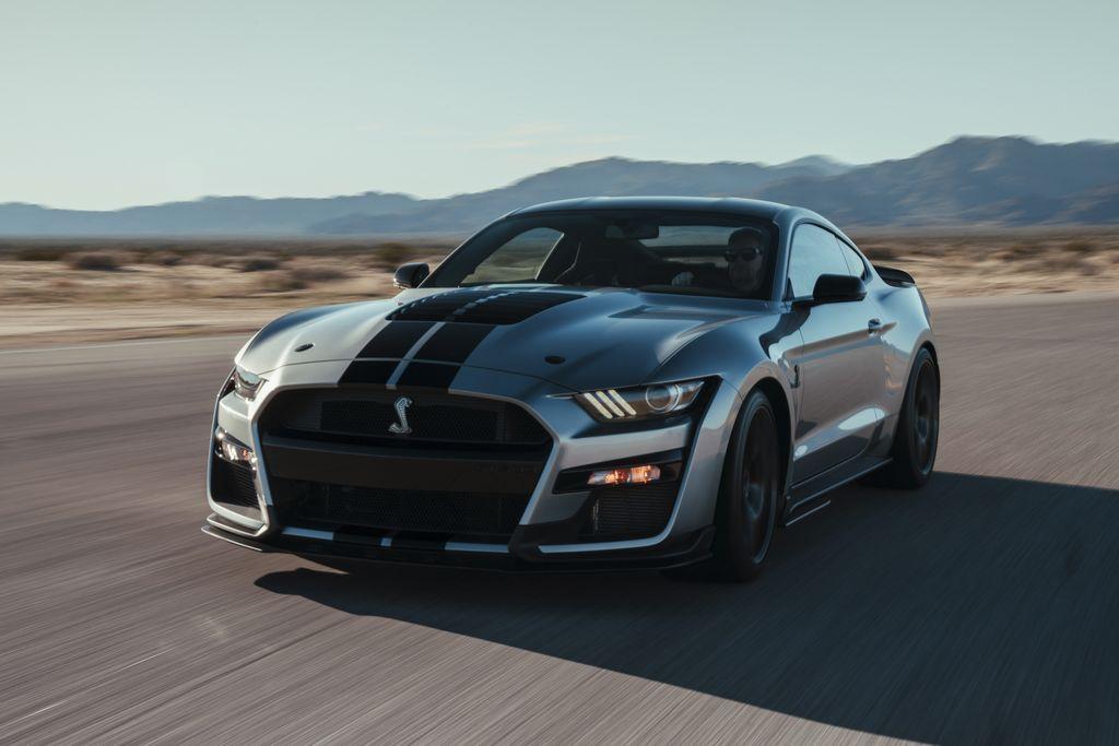 Novo Mustang Shelby Gt500 233 O Ford Mais Potente Da Hist 243 Ria