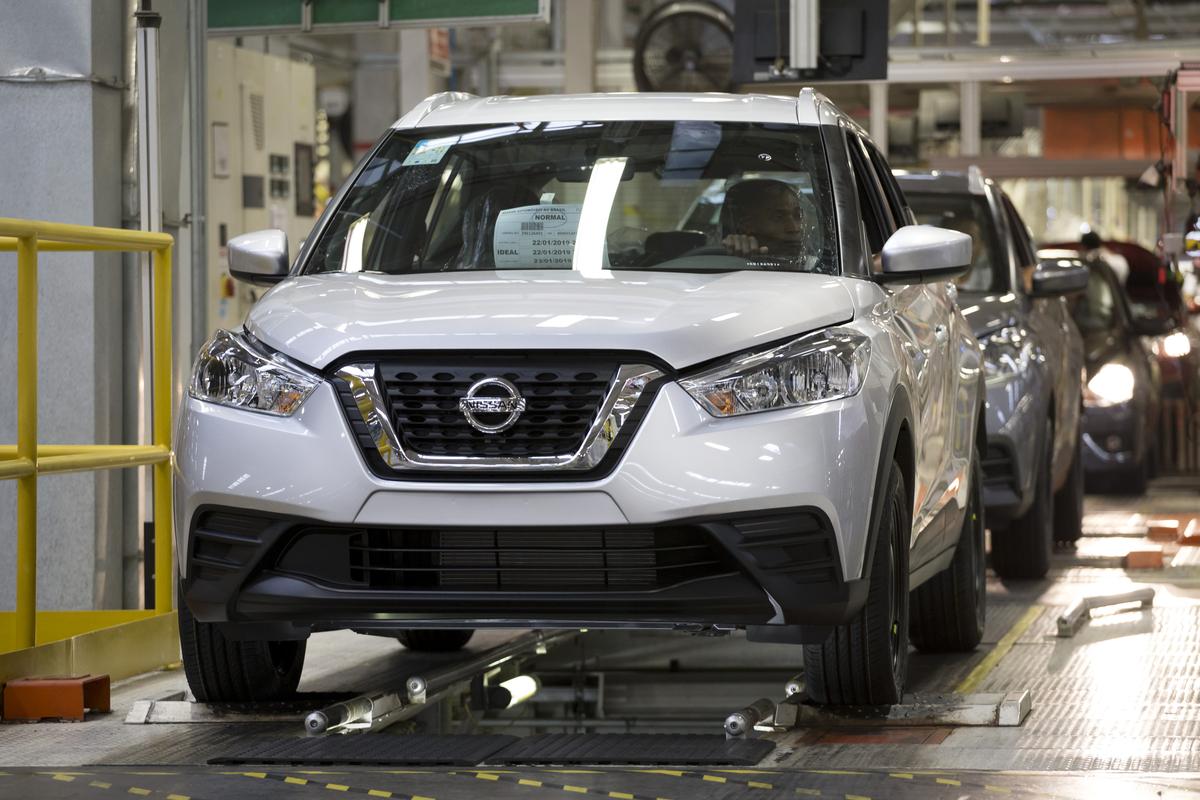 8dc6ff135 Nissan completa 300 mil veículos em Resende - Motor Show