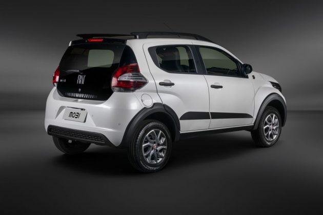Fiat Mobi apresentou defeito no interruptor da luz de freio