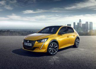 Novo Peugeot 208 que chega ao Brasil também em versão com motor elétrico