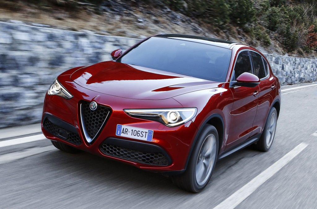 Suv Da Alfa Romeo Stelvio Esta A Venda No Brasil Motor Show