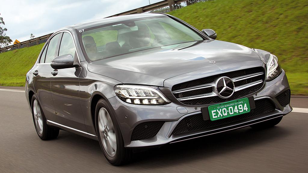 Mercedes mais caro