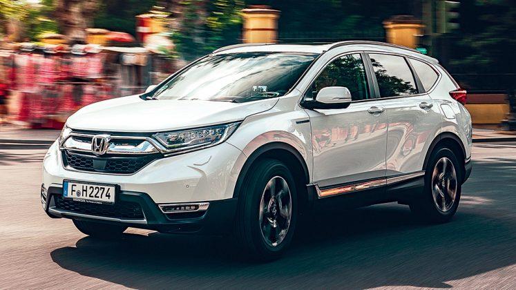 Honda Crv Hybrid >> Avaliação: Honda CR-V Hybrid é um SUV perfeito para as ...