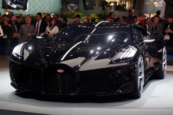 CR7 compra o carro mais caro do mundo, um Bugatti de R$ 48 ...