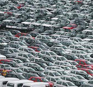 Falta de peças é um dos fatores por trás da queda nas vendas de carros