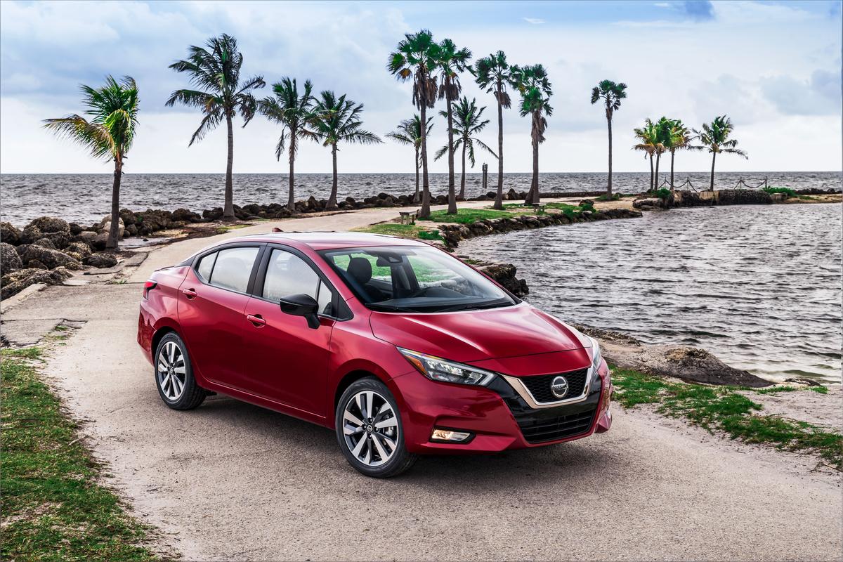 Novo Nissan Versa é revelado nos EUA - Motor Show