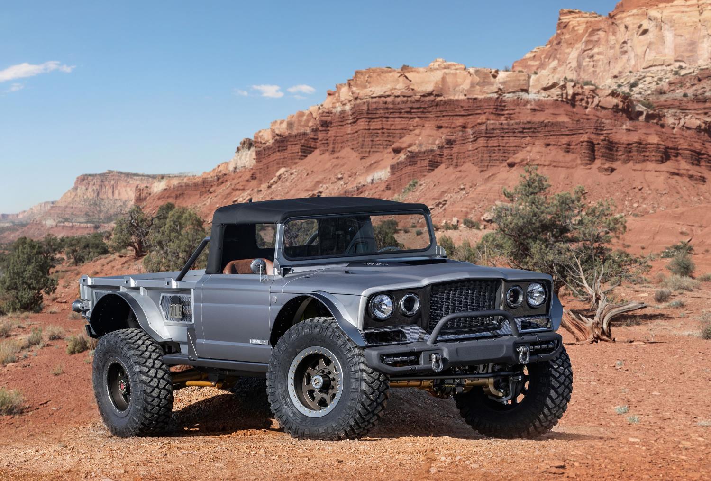 Jeep M-715 Five Quarter